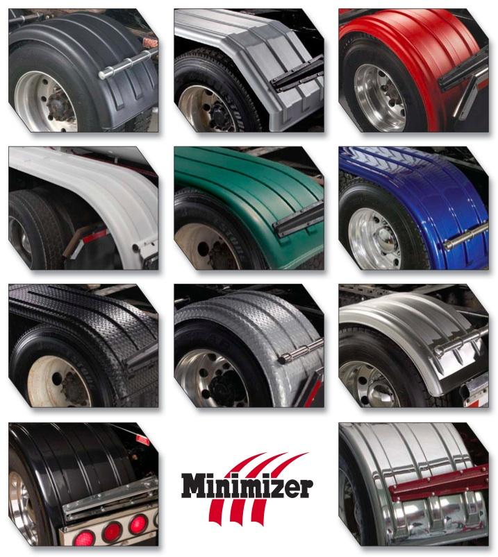 "Minimizer Fenders MIN1600 ""The One Ton"" Single | Rhodes Works"