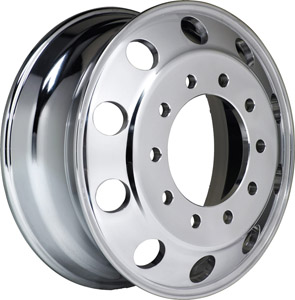 Accuride¨ Aluminum Wheel 22.5