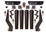 Minimizer Bracket Kit Compatible with Minimizer 4000 1500 and 900 Fenders