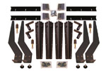 Minimizer Bracket Kit Compatible with Minimizer TA1554, TA910, and TF900 Fenders