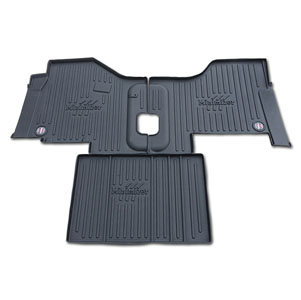 Minimizer Floor Mats Kenworth/Peterbilt FKPCR1MB