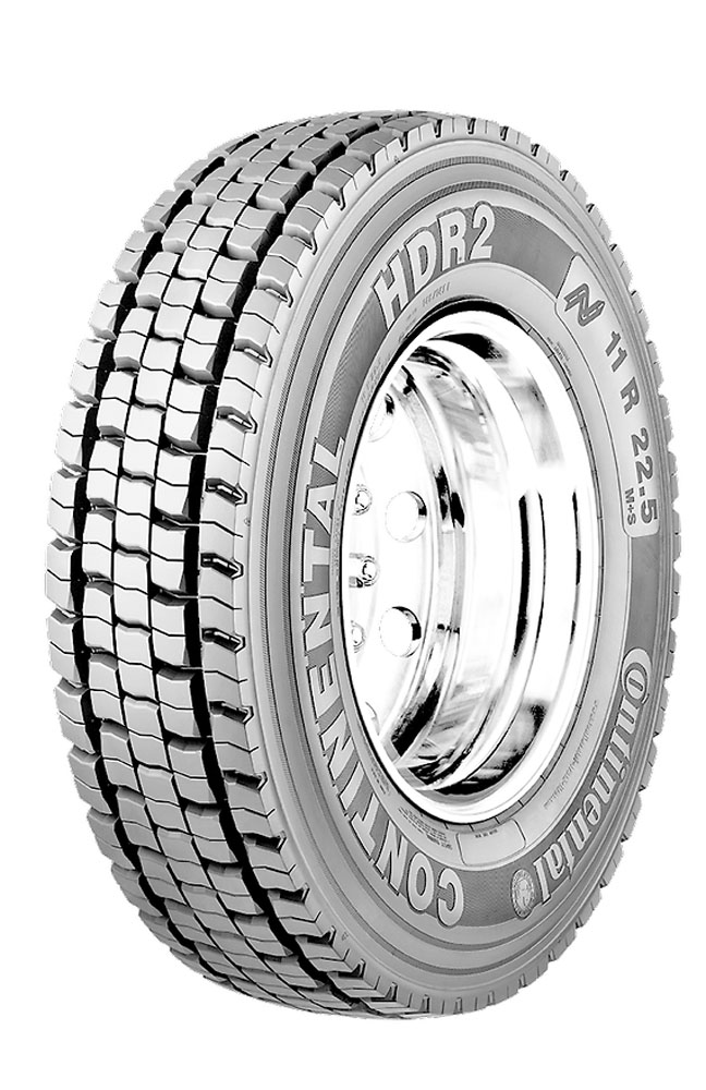 Continental Truck Tire HDR2-11R24.5 Drive