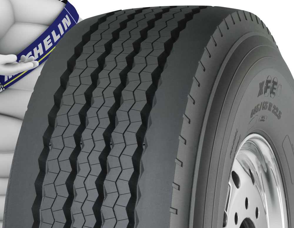 Michelin Truck Tire XFE-425/65R22.5 Steer