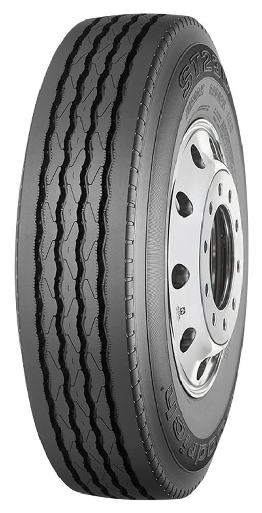 BF Goodrich Truck Tire ST230-255/70R22.5 All Position - Highway