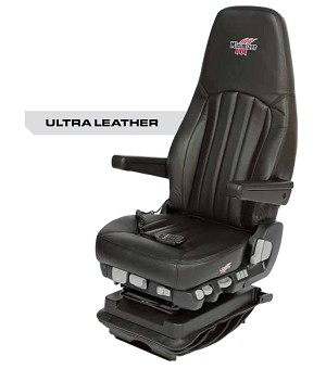 Minimizer Truck Seat - Ultra Leather Base