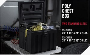 "Minimizer Toolbox Poly 24"" Chest"