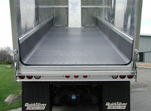 "Quicksilver¨ Hi-Temp Liner UHMW 1/2"" Thick x 10' Wide x Custom Length (price per linear foot length)"